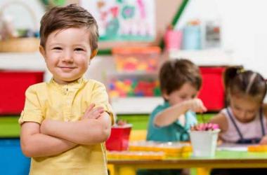 Отличают ли дети синий от фиолетового?