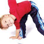 Утренняя зарядка: формируем полезную привычку с детства