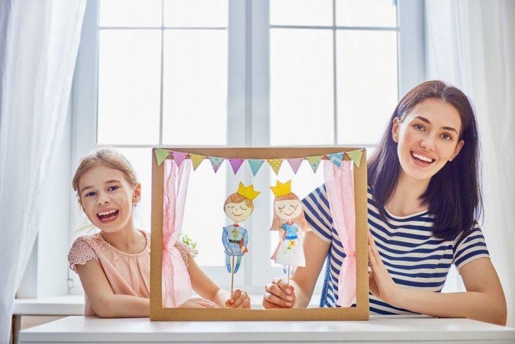 Вальдорфская школа для ребенка у вас дома