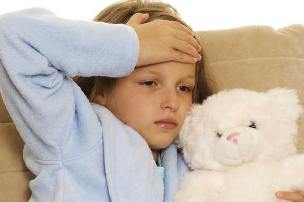 Особенности ВСД у ребенка