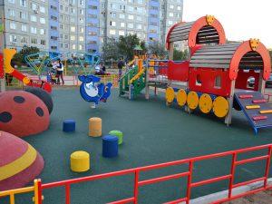 Купить оборудование для детской площадки онлайн