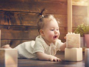 Шершавая кожа у ребенка