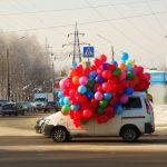 Какой праздник способен обойтись без красочных шаров?