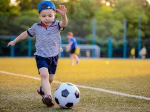 Как заставить ребенка заниматься спортом?