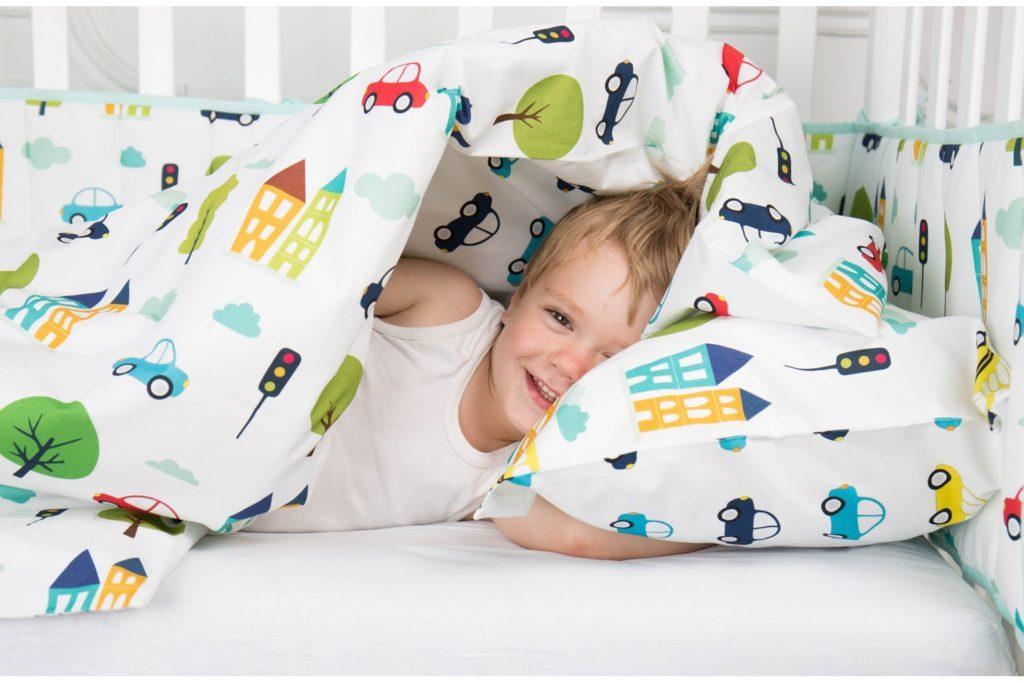 Как выбирать детское постельное белье?
