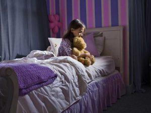 Ночные пробуждения малыша