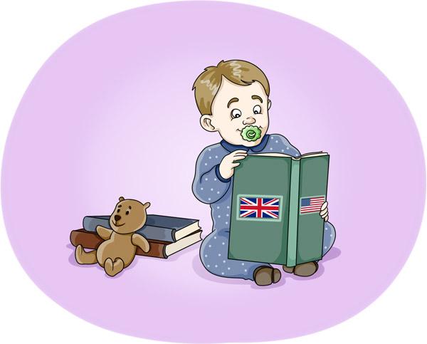 Как мотивировать ребенка 3 лет учить английский язык?
