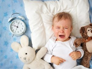Как разбудить ребенка?
