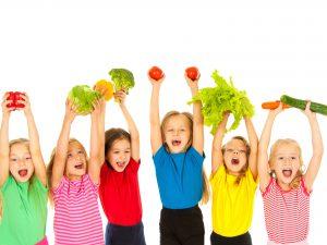 Привычка быть здоровым. С детства!