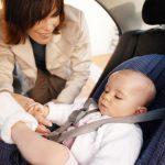 Ребенка укачивает в машине - что делать?