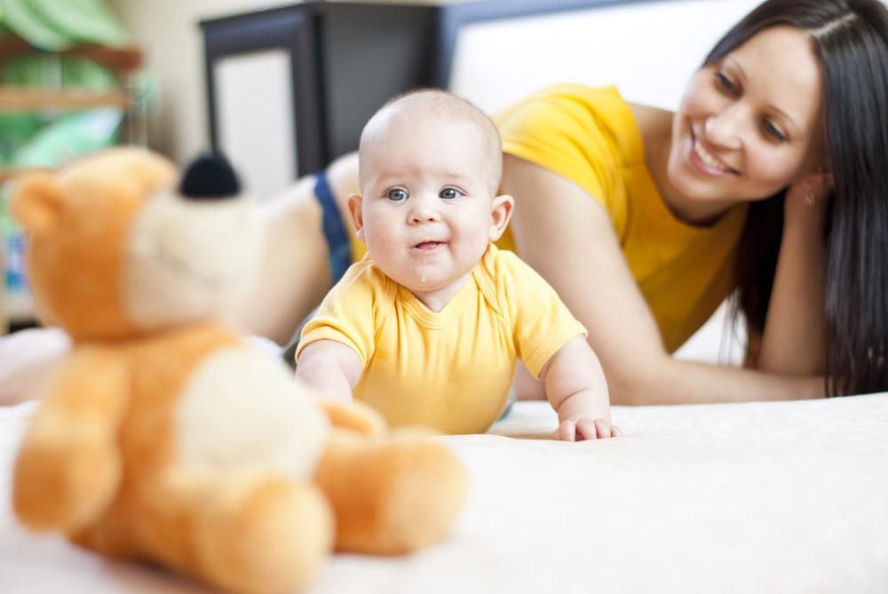 Рекомендации по уходу за ребенком шести месяцев