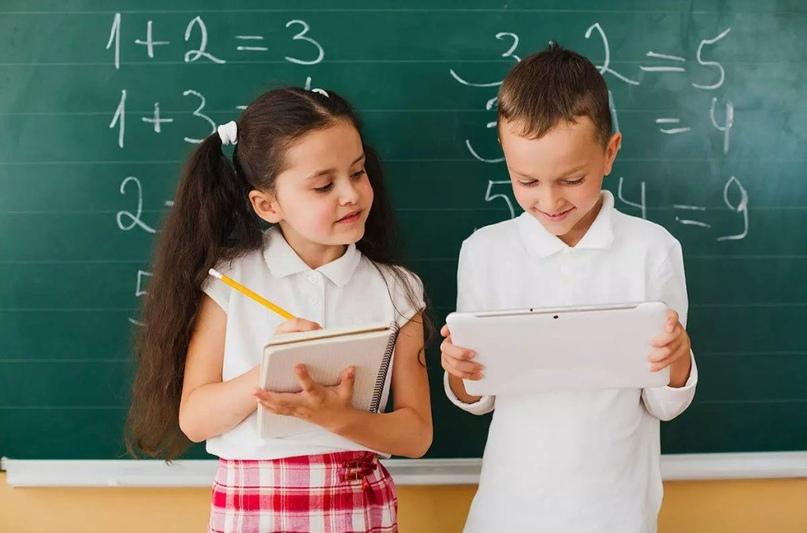 Чему учатся дети, когда учат математику