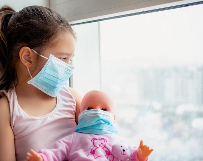 Дети как маловероятные переносчики коронавируса