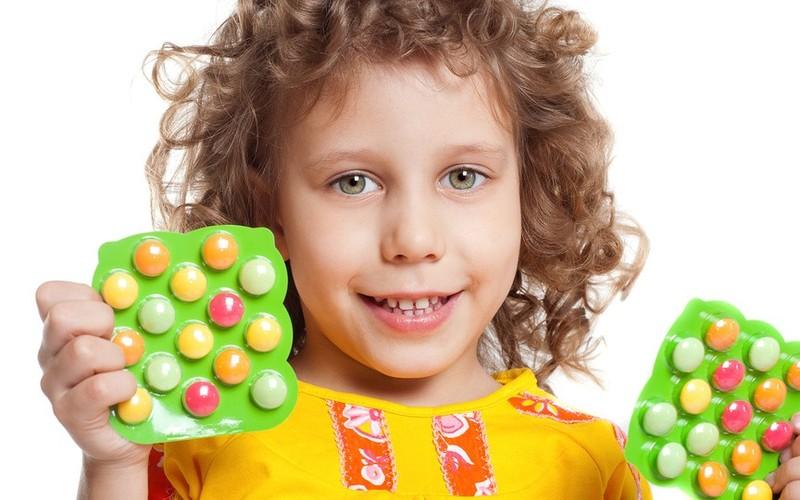 С какого возраста можно давать детям витамины
