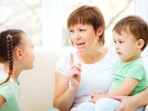 Чего следует избегать при воспитании детей. 5 основных ошибок