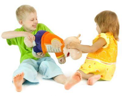 Жадный ребенок: советы родителям