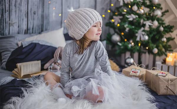 Как уложить ребенка спать в новогоднюю ночь