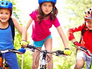 Физическая активность детей и подростков
