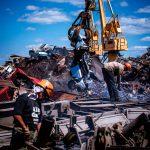 Сдача лома чёрных металлов