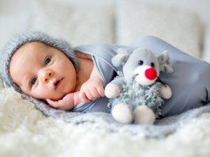Важные показатели развития в первый год жизни