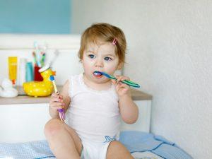 5 типичных ошибок мам в уходе за детскими зубами